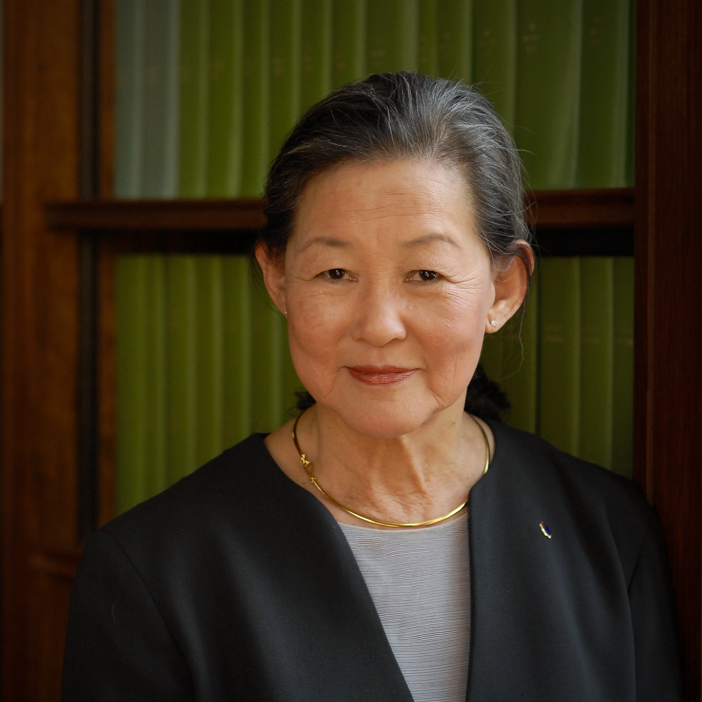 Headshot of Alice Huang