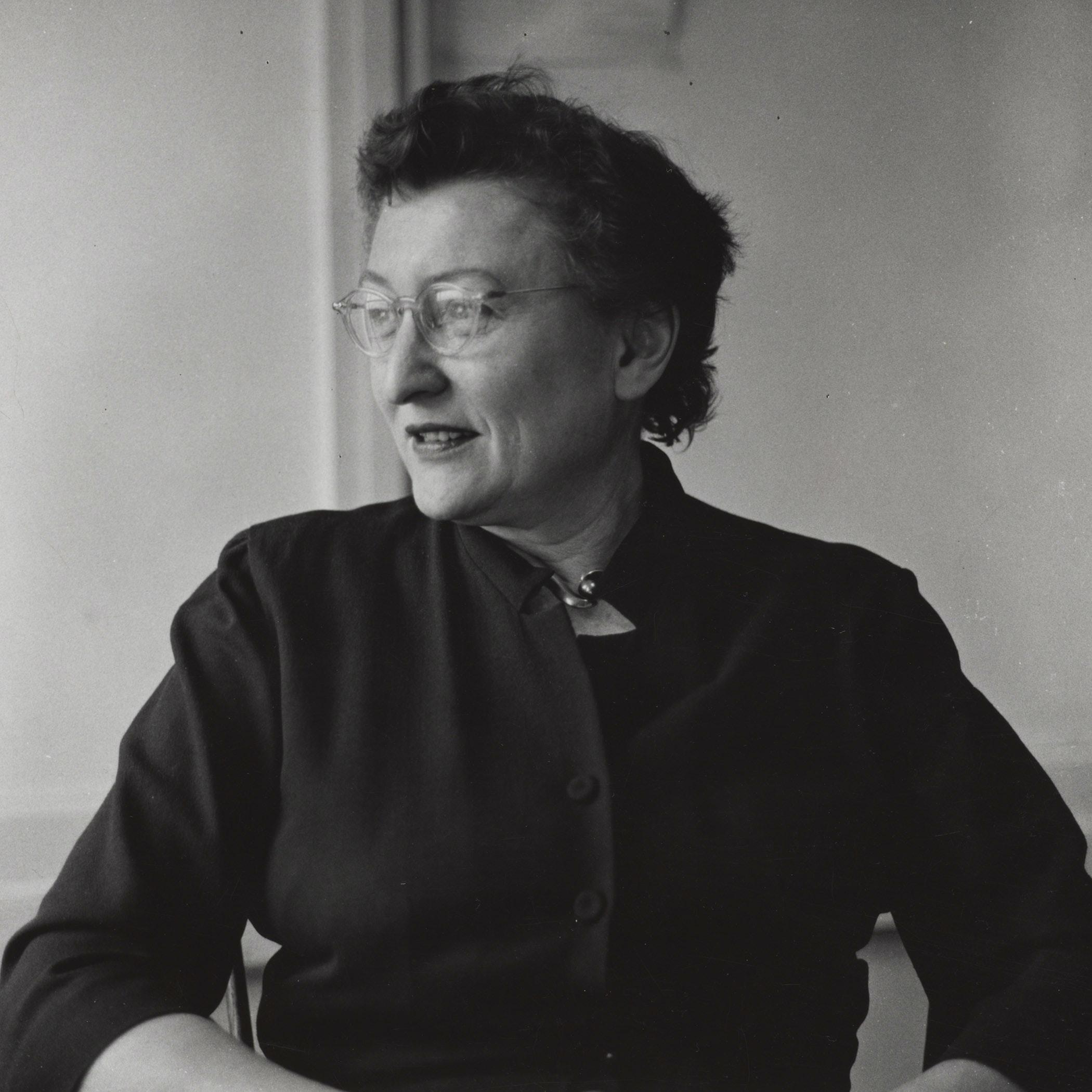 Portrait of Cora Dubois