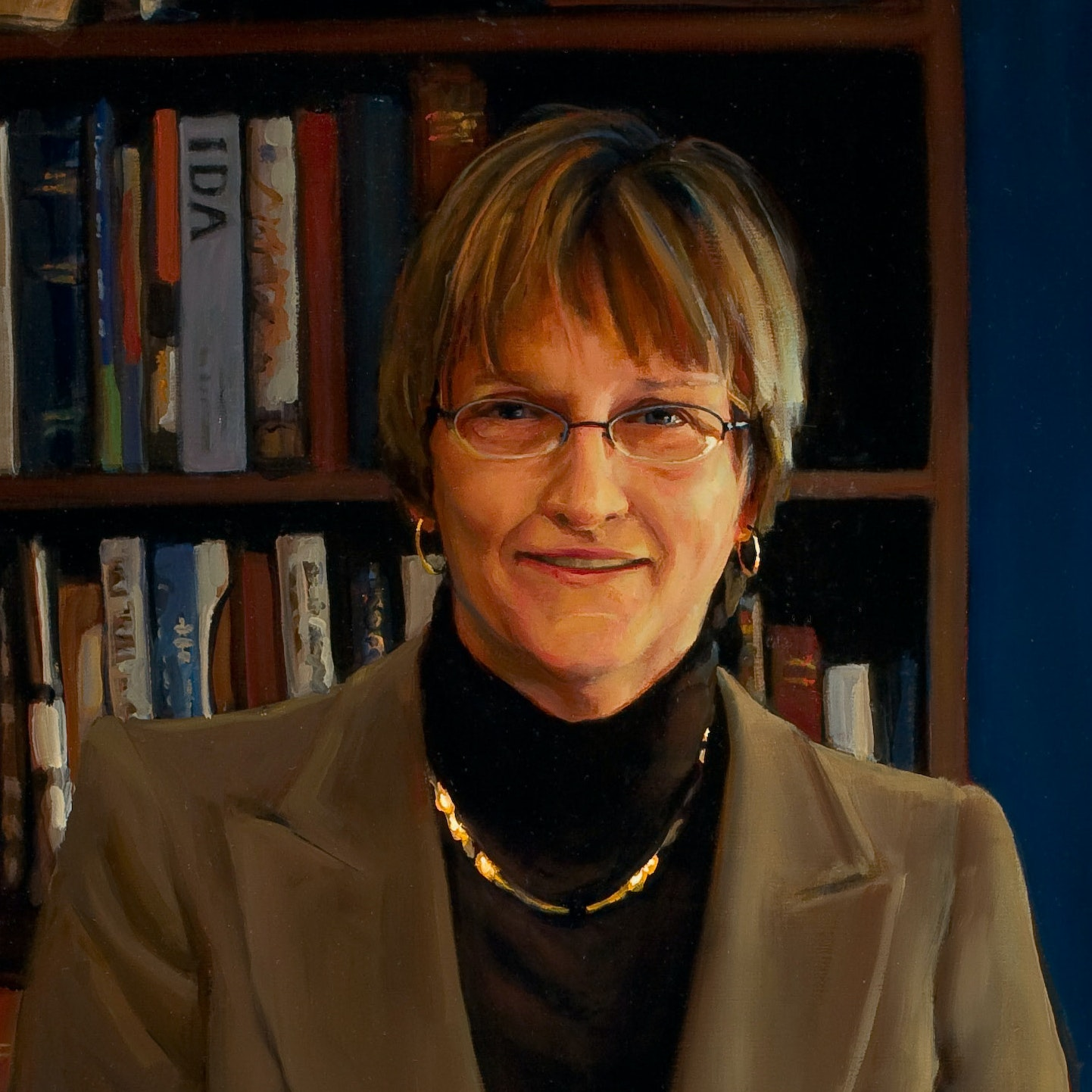 Portrait of Drew Gilpin Faust