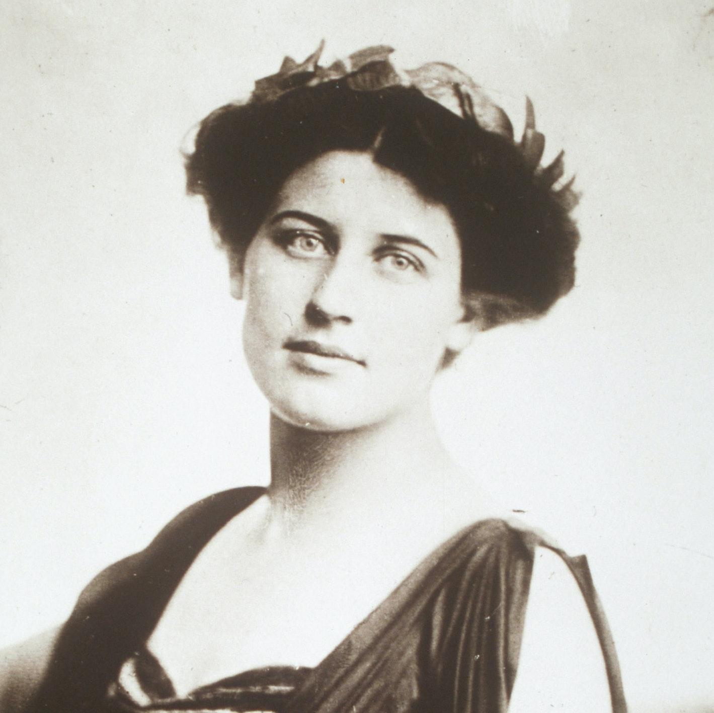 Portrait of Inez Milholland