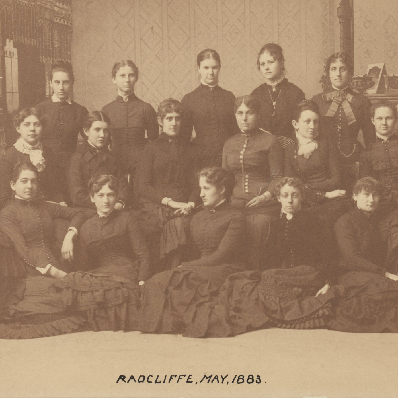Portrait of the Class of 1883