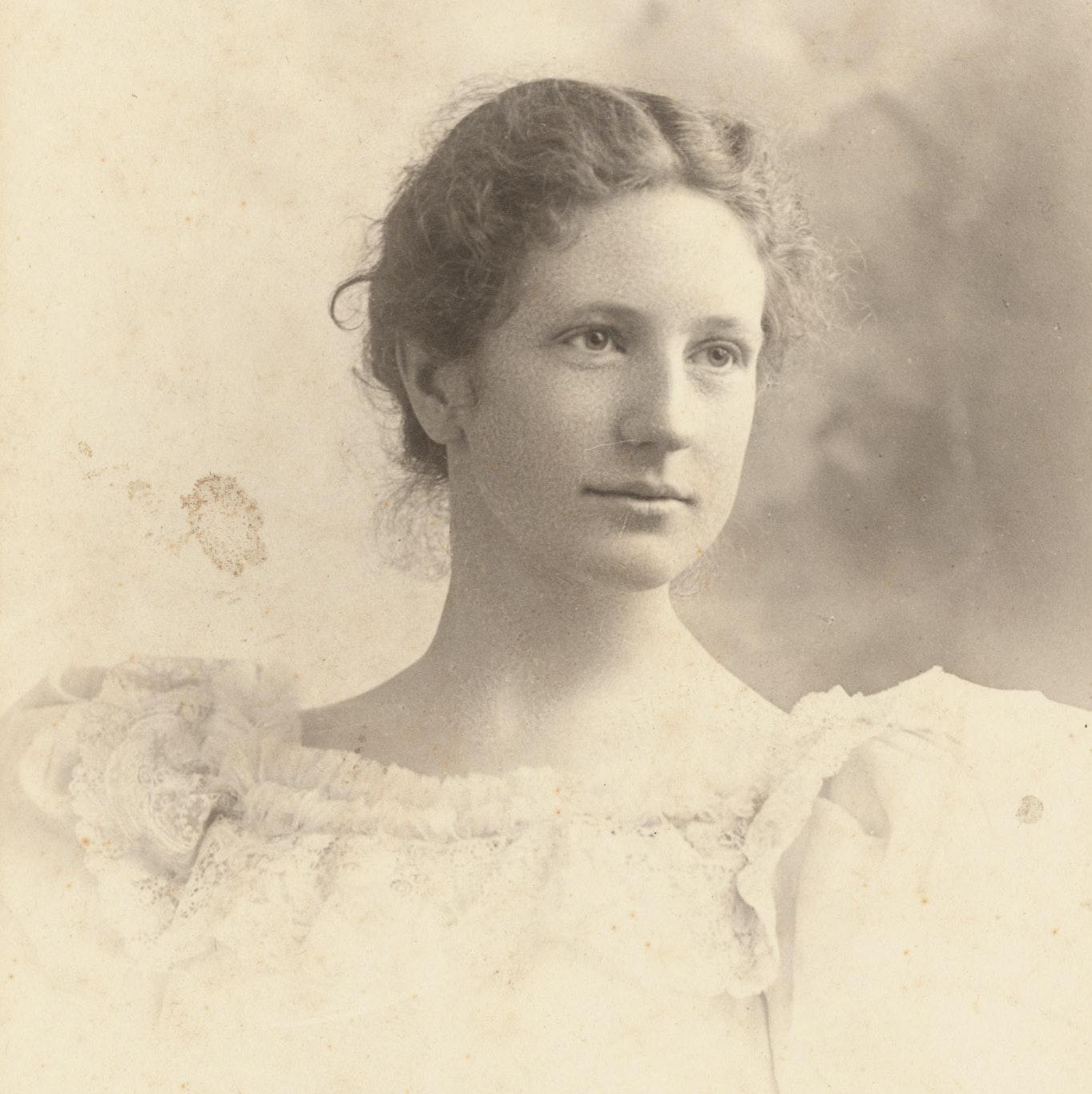 Portrait of Emma Buttrick Noyes