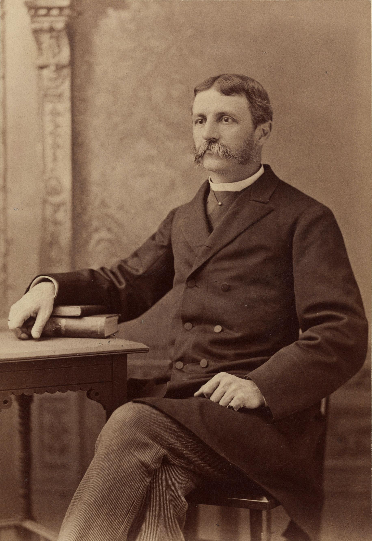 Portrait of Arthur Gilman