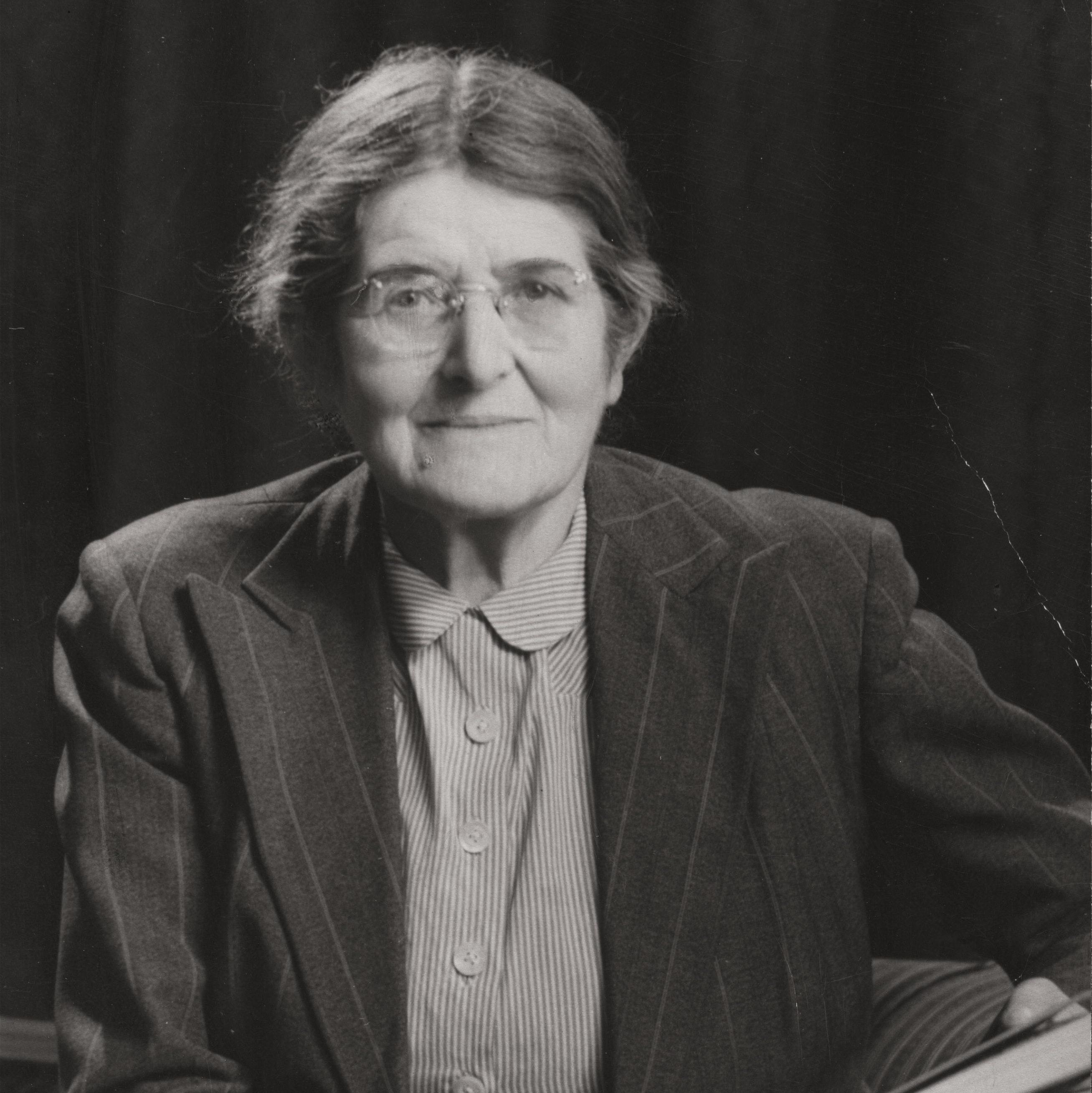 Portrait of Helen Maud Cam