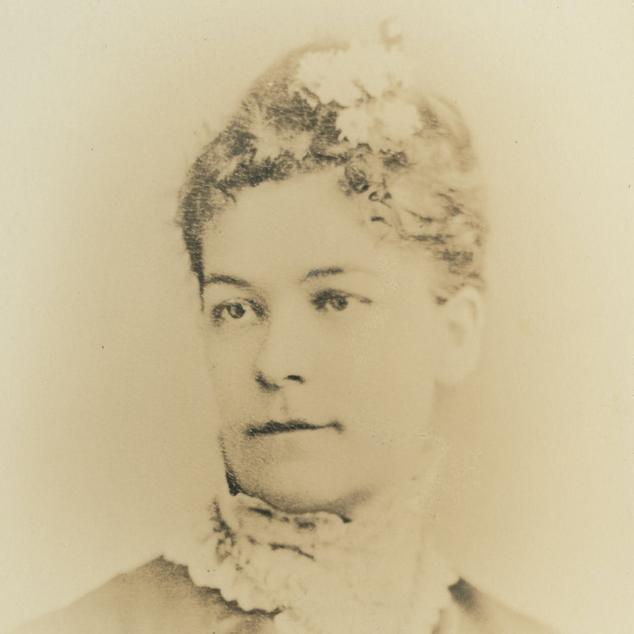 Portrait of Abby Leach