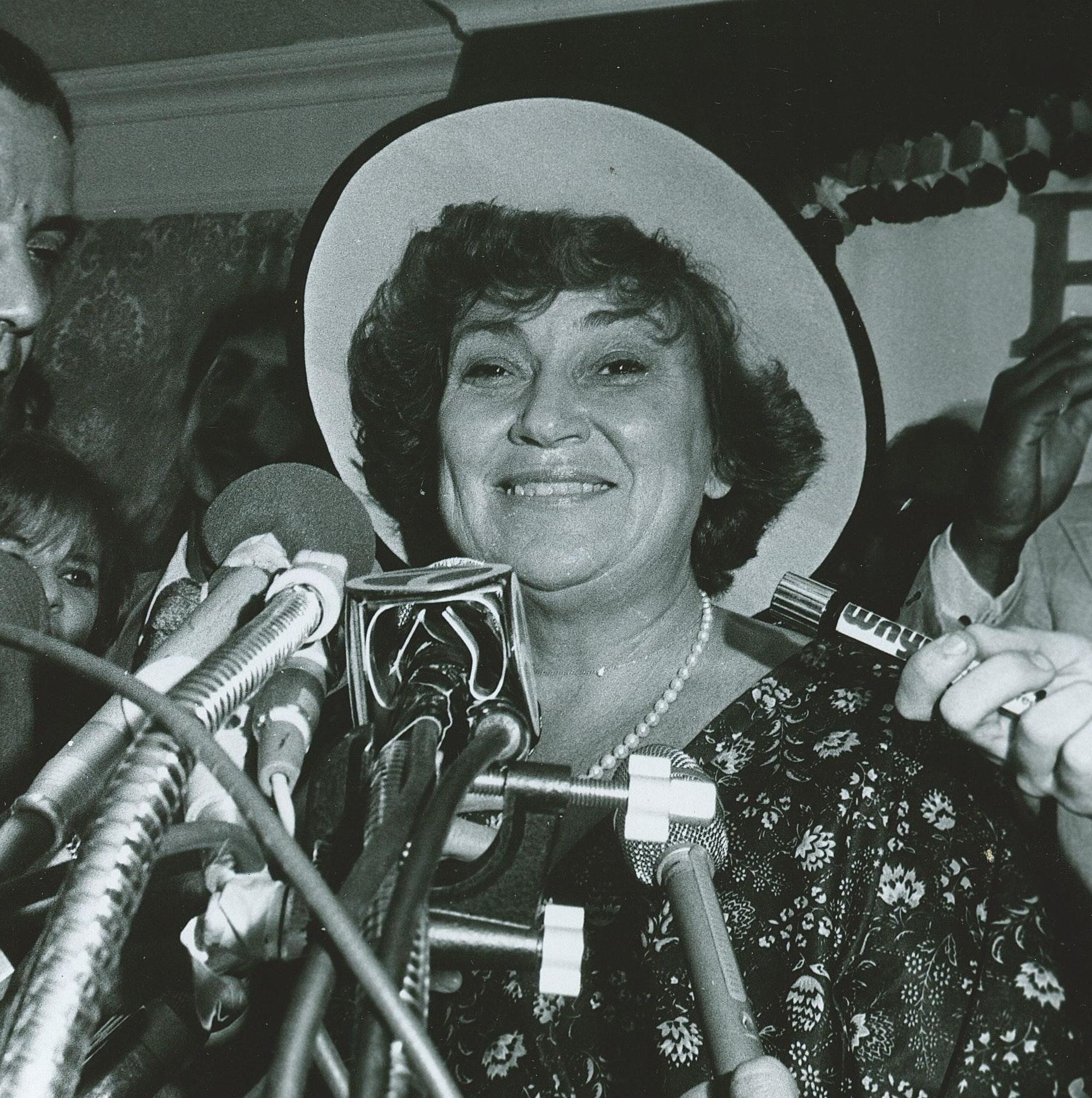 Bella Abzug Schlesinger