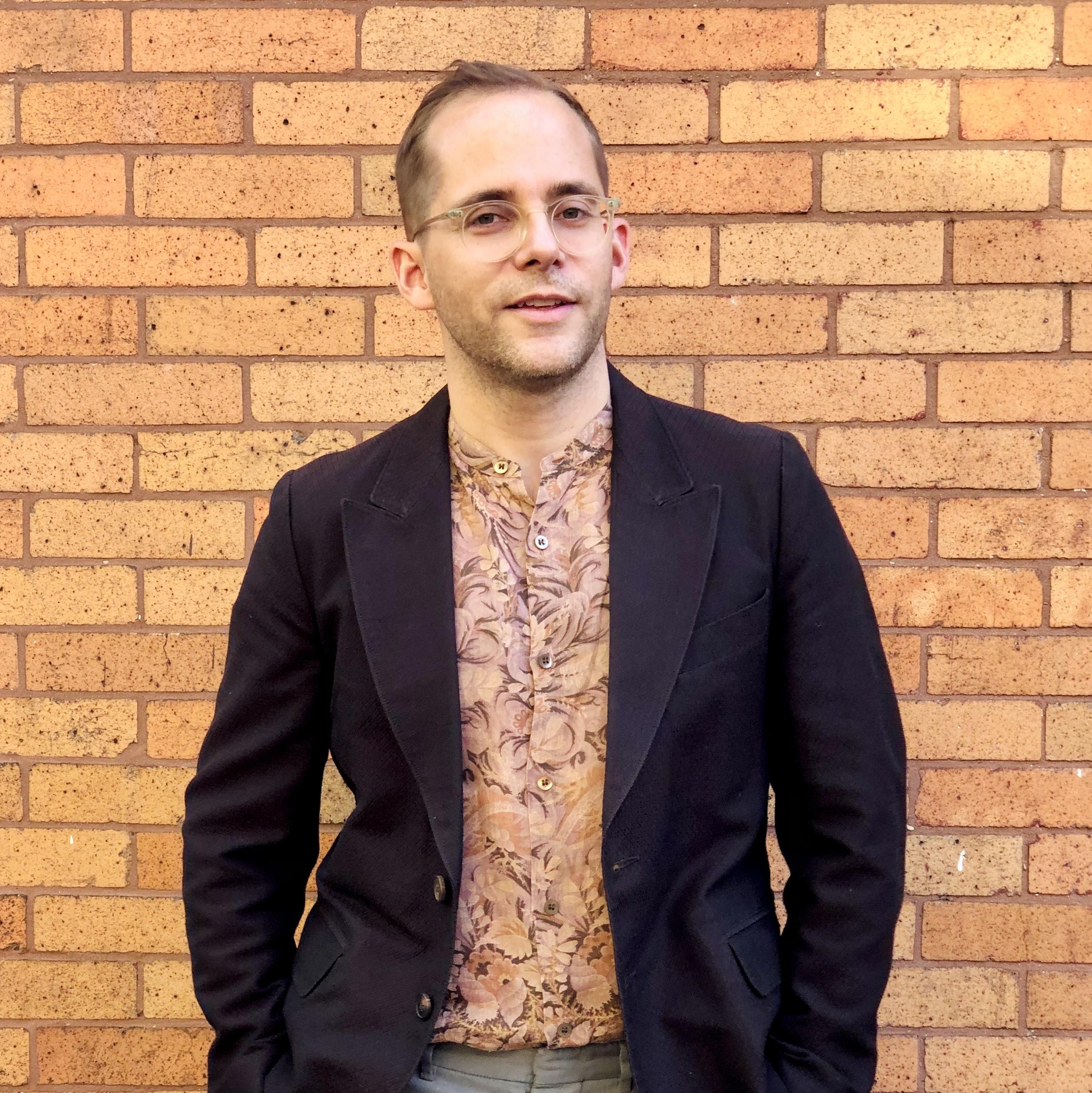 Portrait of Corey Byrnes