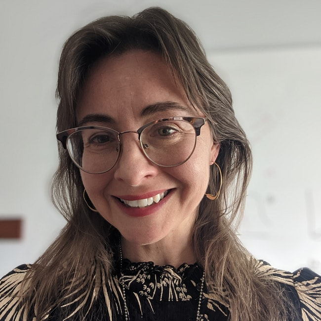 Portrait of Libusha Kelly