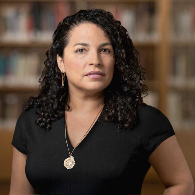 Portrait of Nicole Gonzales Van Cleve
