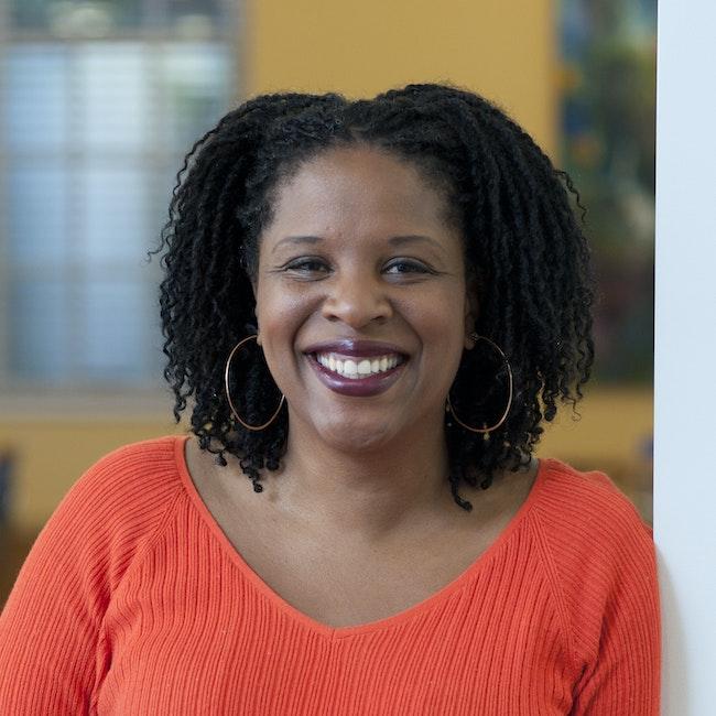 Headshot of Tayari Jones