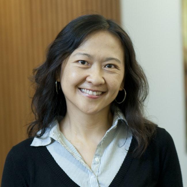 Headshot of Pei-Chia Lan