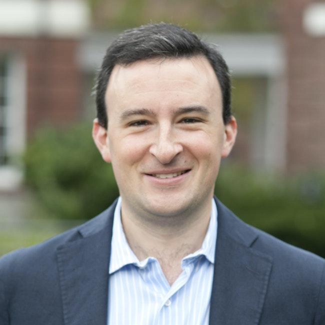 Headshot of Eric Nelson