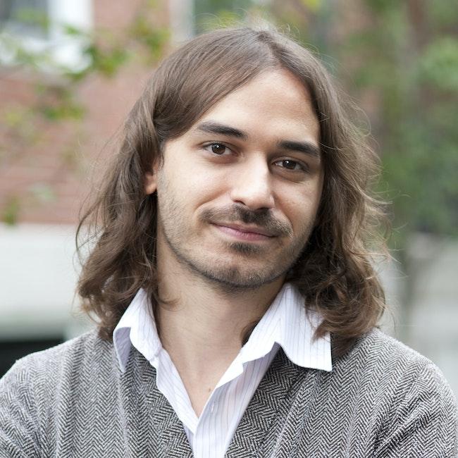 Headshot of Matías Piñeiro