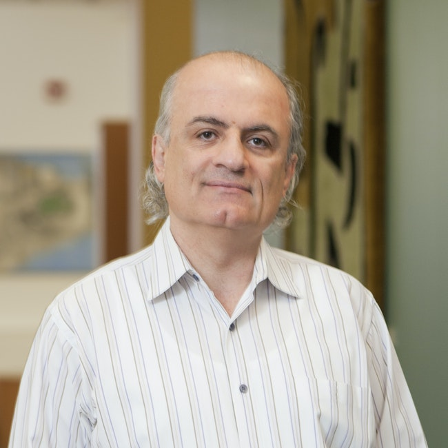 Headshot of Nasser Rabbat