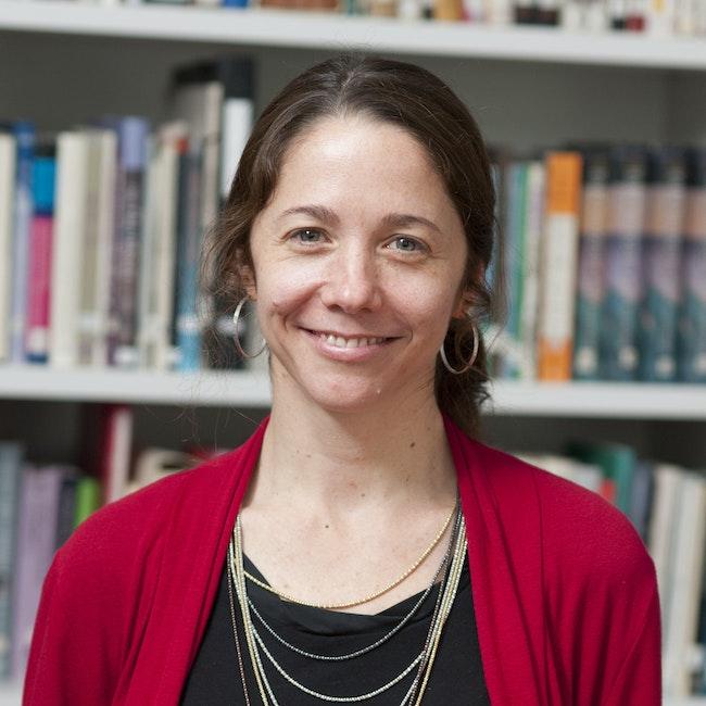 Headshot of Tamar Schapiro