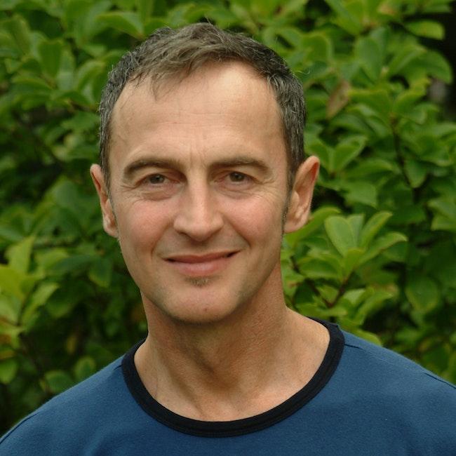 Headshot of John Kelly