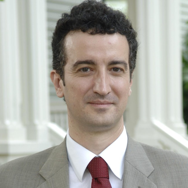 Headshot of Giovanni Capoccia