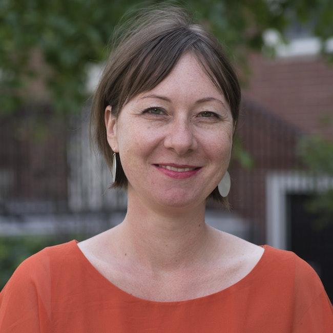 Headshot of Lisa Haushofer