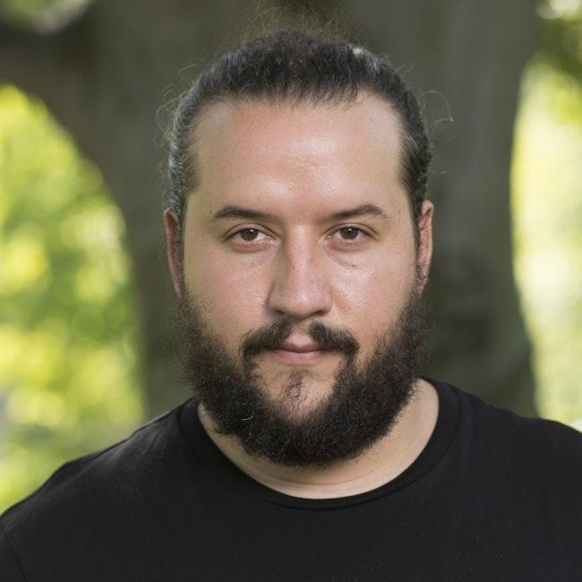 Headshot of Camilo Mendez