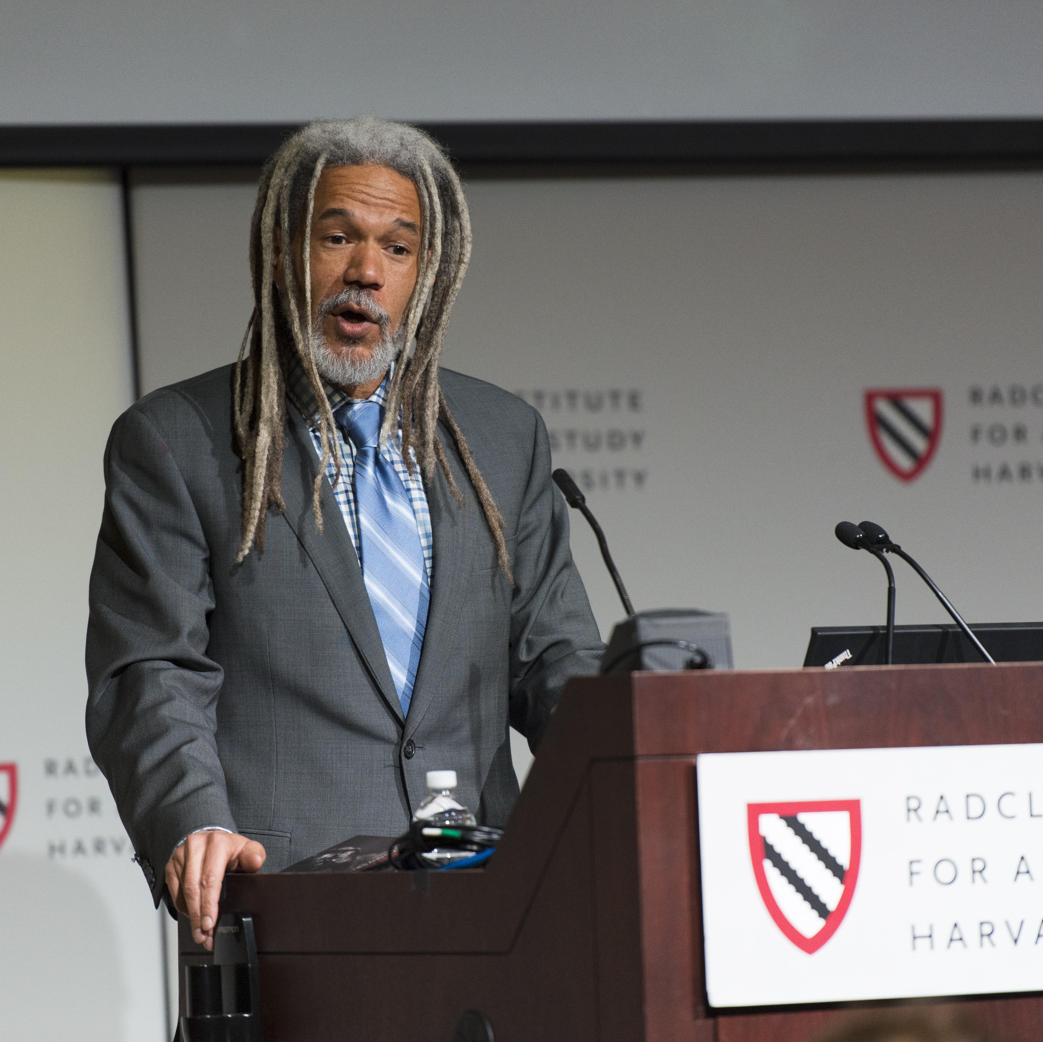 "Speaker at ""Universities and Slavery"""