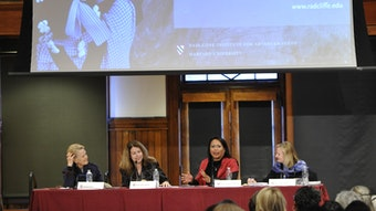 """Panel at """"Driving Change, Shaping Lives"""" conference"""