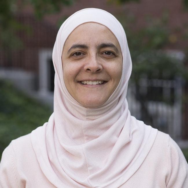 Headshot of Rana Dajani