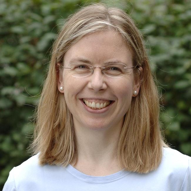Headshot of Eva Haverkamp