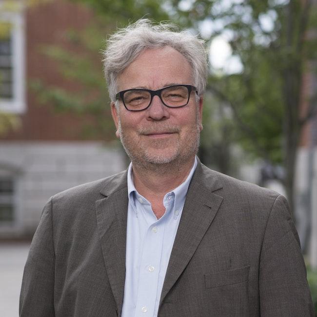 Headshot of Axel Meyer