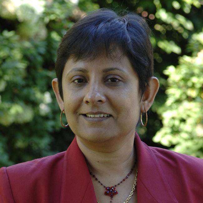 Headshot of Anita Mehta