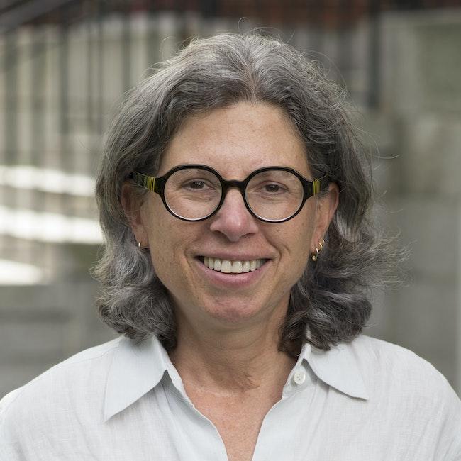 Headshot of Elaine Freedgood