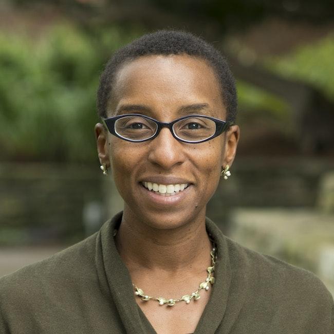 Headshot of Claudine Gay