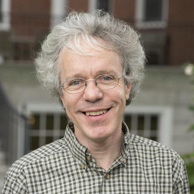 Headshot of Peter Kronheimer