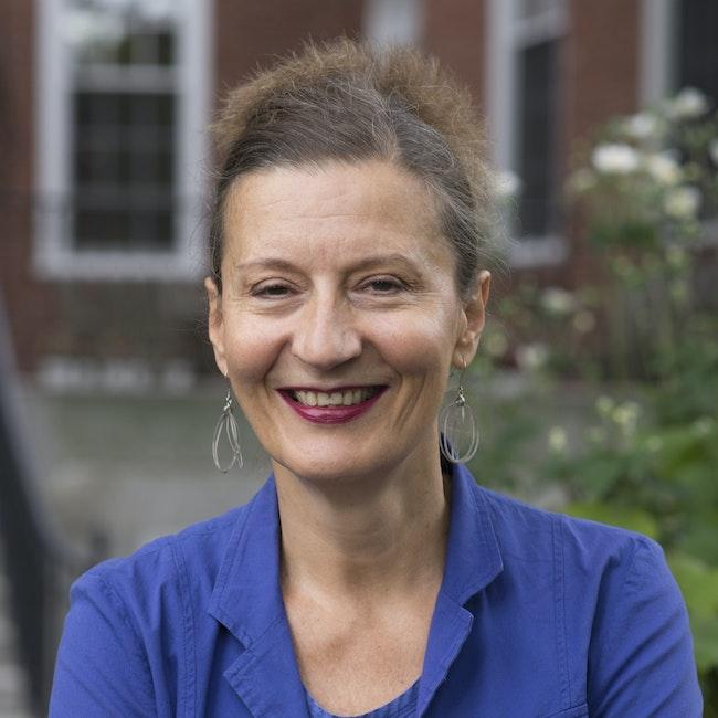 Headshot of Ewa Lajer-Burcharth