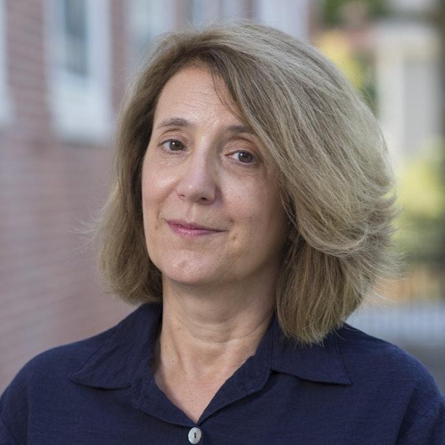 Headshot of Carol J. Oja