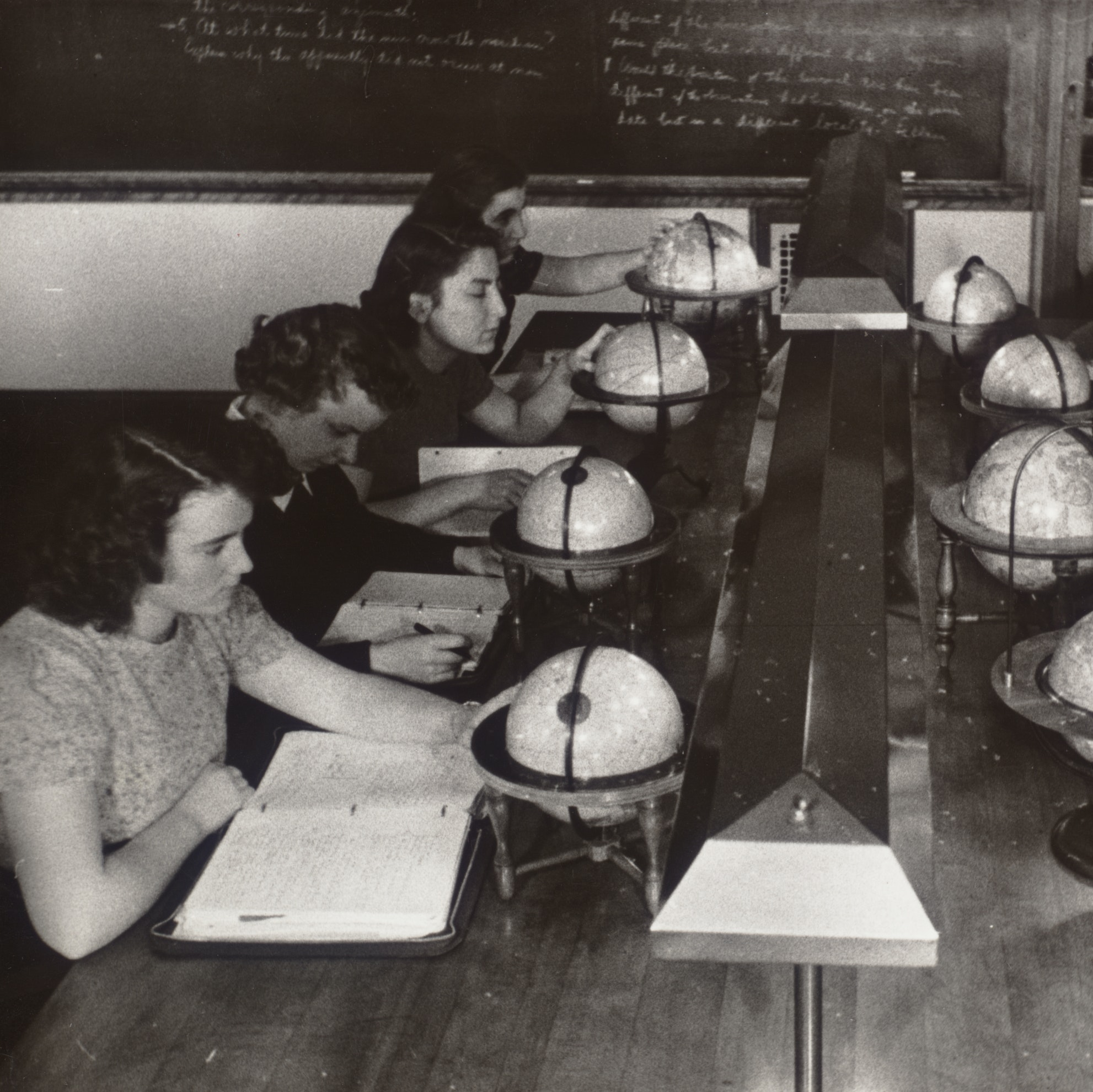 Astronomy At Radcliffe 1947 Radcliffe Archives