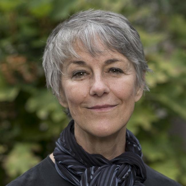 Headshot of Christia Mercer