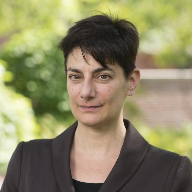 Headshot of Sharon Marcus
