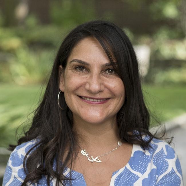 Headshot of Dana Sajdi