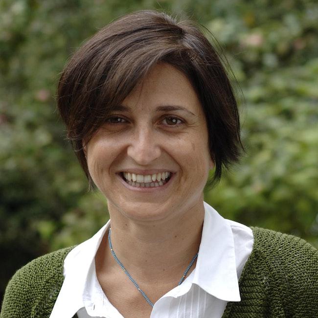 Headshot of Claudia Olivetti
