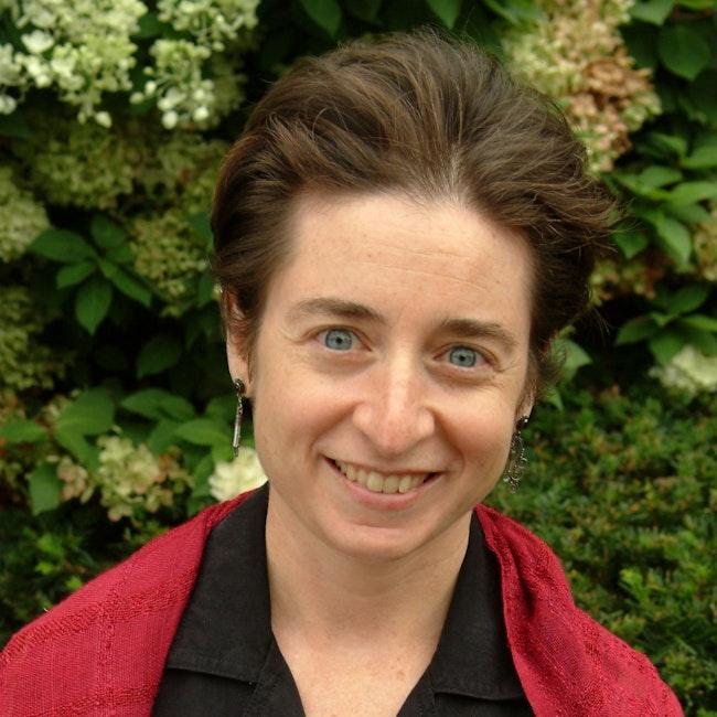 Headshot of Corinna Treitel