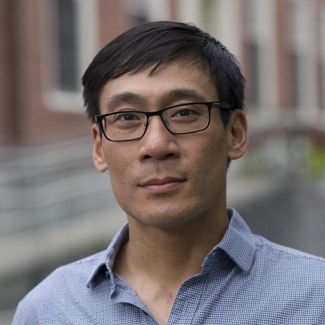 Headshot of Anthony Tan
