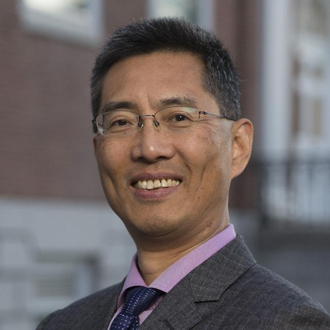 Headshot of Eugene Y. Wang