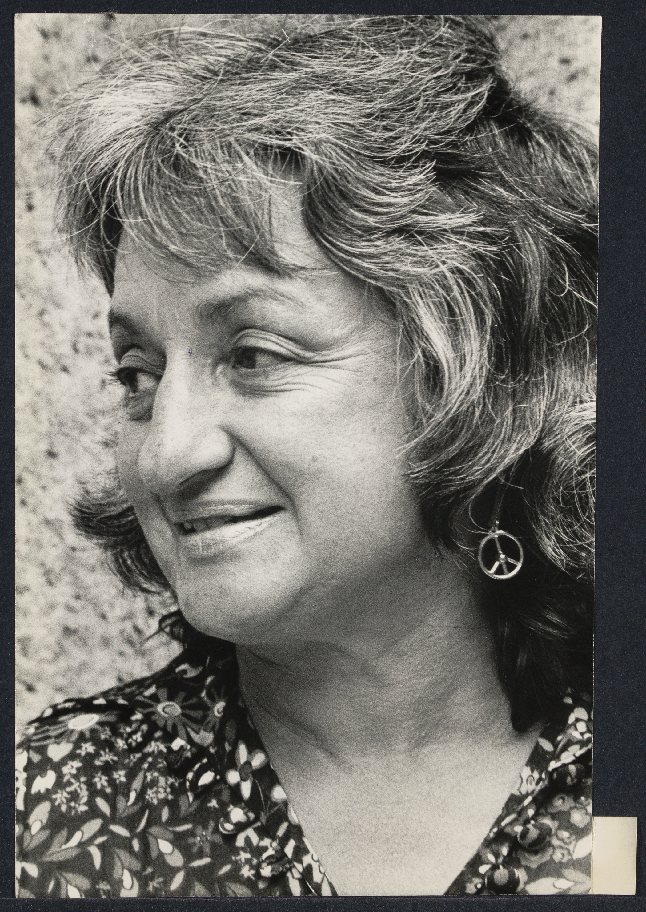 Betty Friedan at Second Women's March