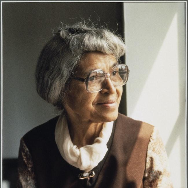 Portrait of Rosa Parks