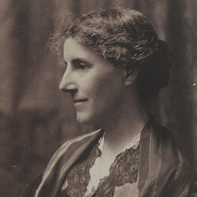 Portrait of Charlotte Perkins Gilman