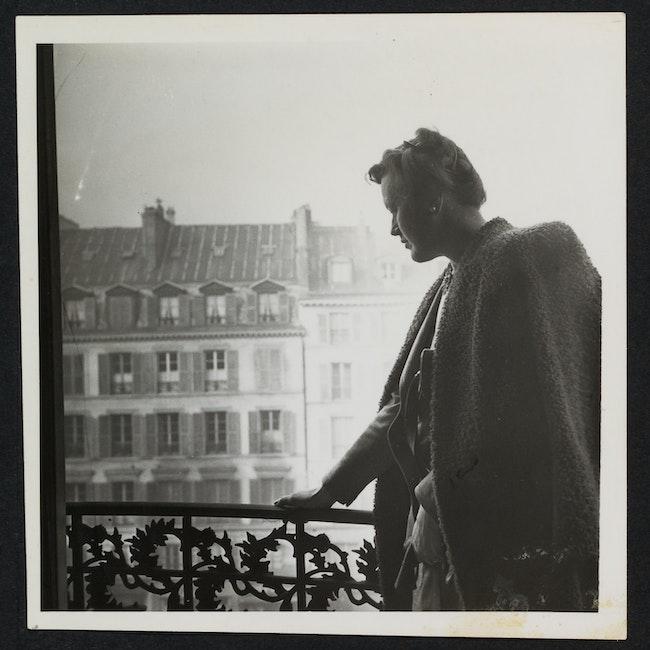 Julia Child at Pont Royal Hotel
