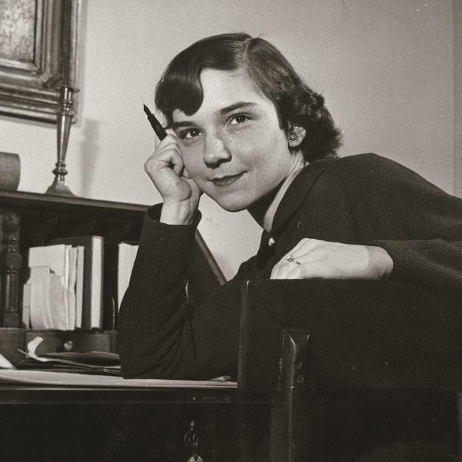 Portrait of Adrienne C. Rich