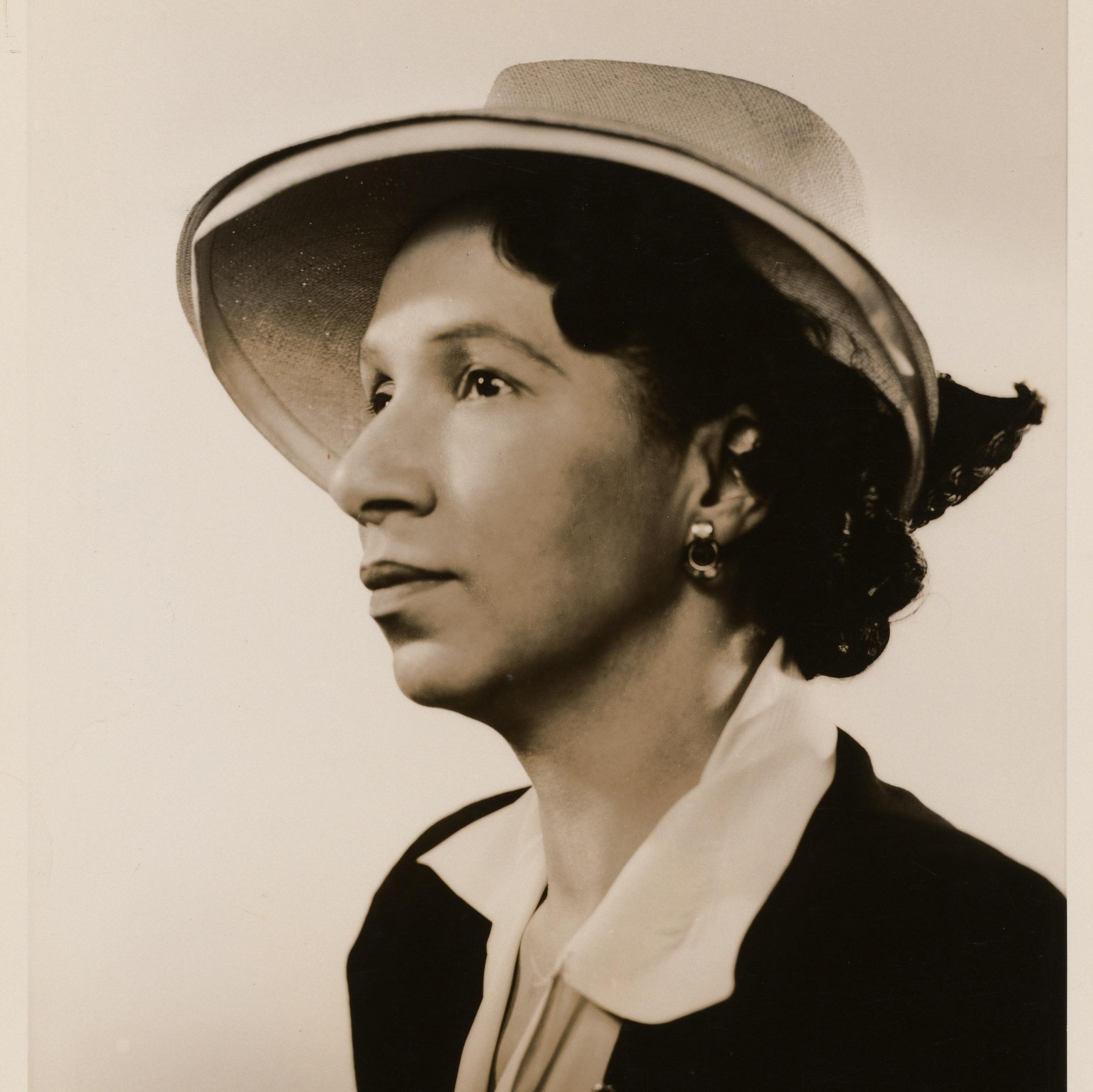 Shirley Graham Du Bois Papers Schlesinger Olvwork402250