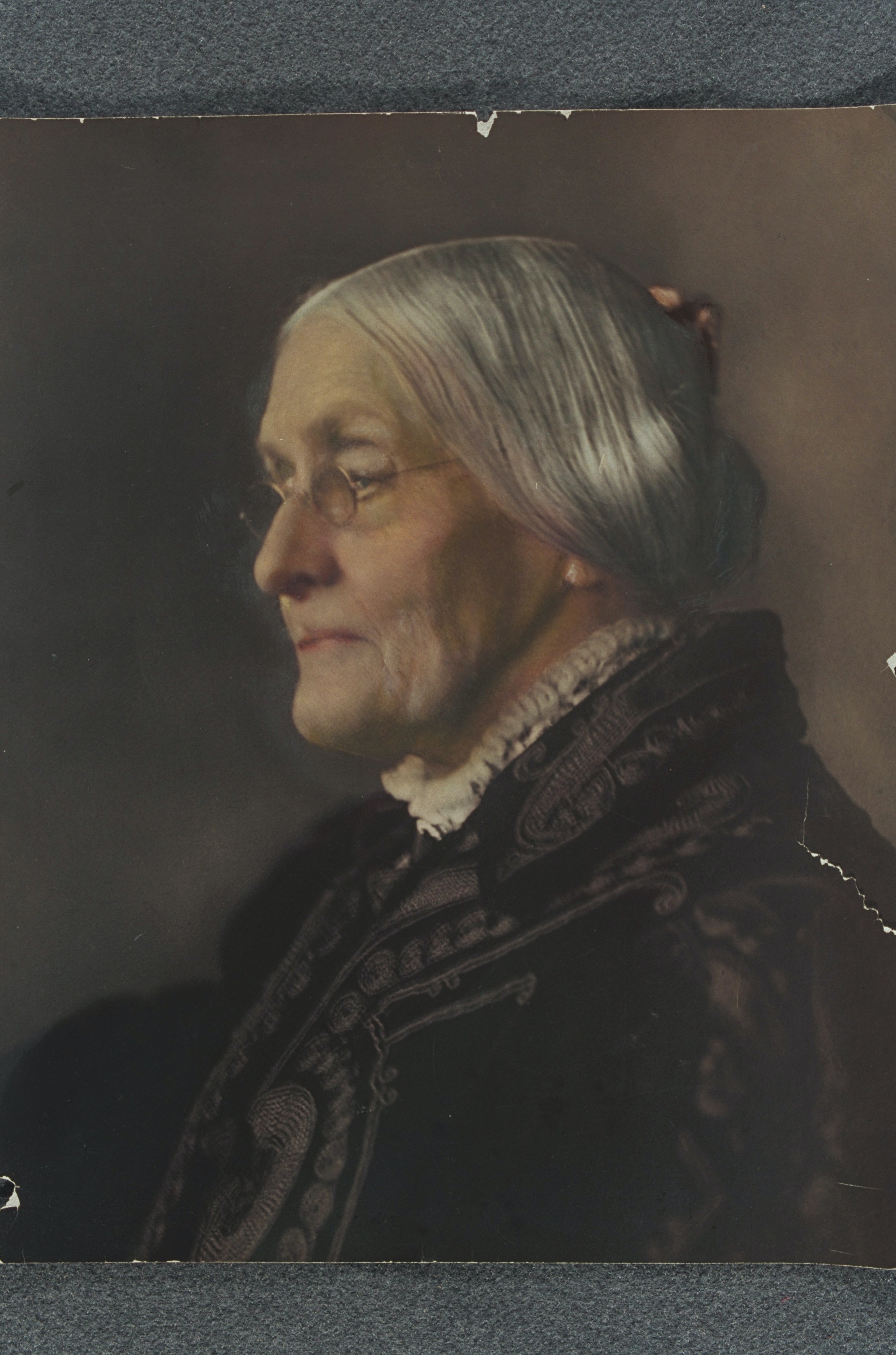 Portrait of Susan B. Anthony