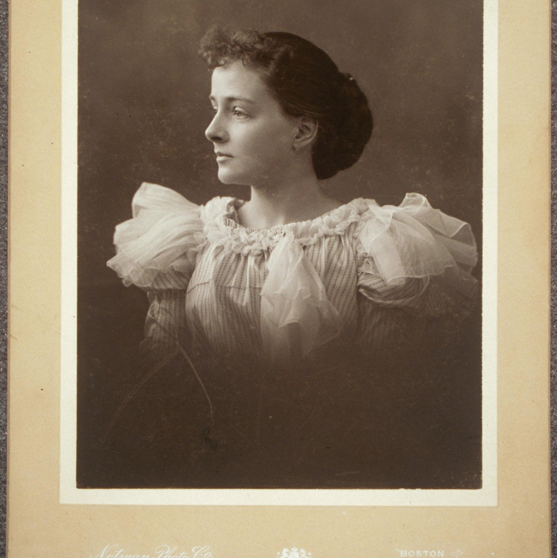 Portrait of Maud Wood Park